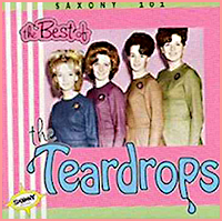 The Teardrops - I'm Gonna Fall in Love Again